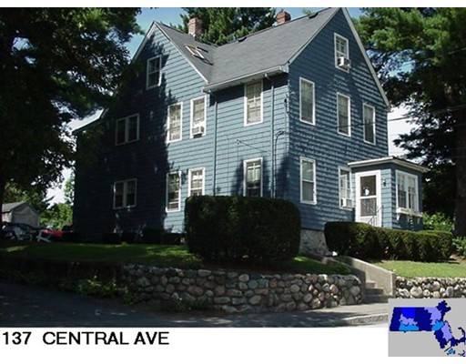 Single Family Home for Rent at 137 Central Avenue Needham, 02494 United States