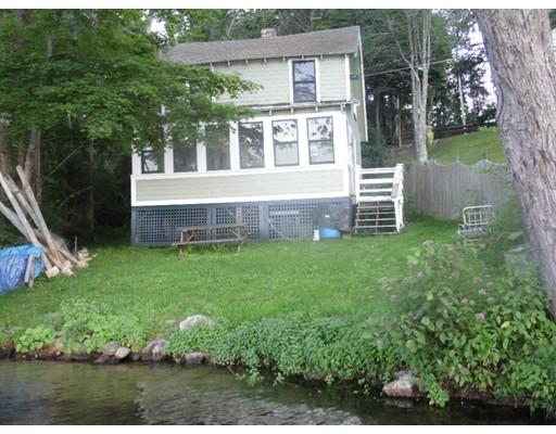 独户住宅 为 销售 在 4 3rd Street Brimfield, 马萨诸塞州 01010 美国