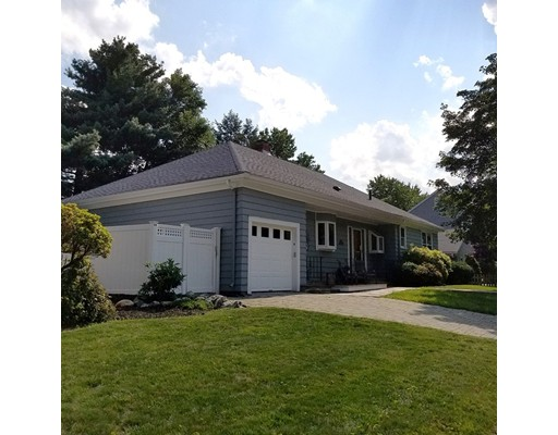 Single Family Home for Sale at 64 Betts Road Belmont, Massachusetts 02478 United States