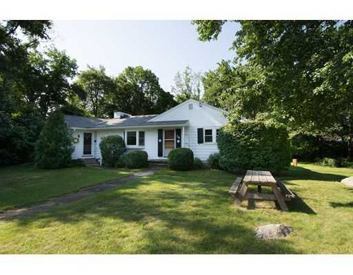 Single Family Home for Rent at 34 Bancroft Road Cohasset, Massachusetts 02025 United States
