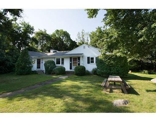 واحد منزل الأسرة للـ Rent في 34 Bancroft Road Cohasset, Massachusetts 02025 United States