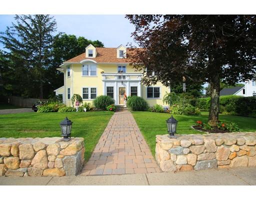 Casa Unifamiliar por un Venta en 128 High Street Wareham, Massachusetts 02571 Estados Unidos