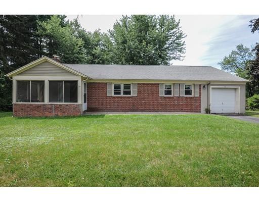 Maison unifamiliale pour l Vente à 297 West Street Amherst, Massachusetts 01002 États-Unis