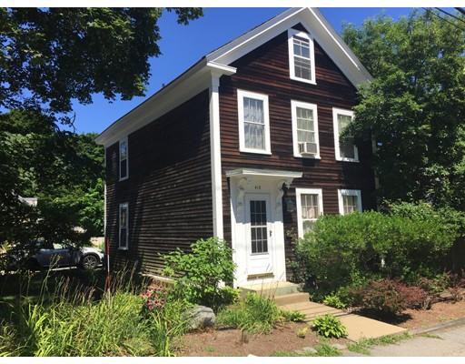 Casa Unifamiliar por un Venta en 412 Merrimac Street 412 Merrimac Street Newburyport, Massachusetts 01950 Estados Unidos