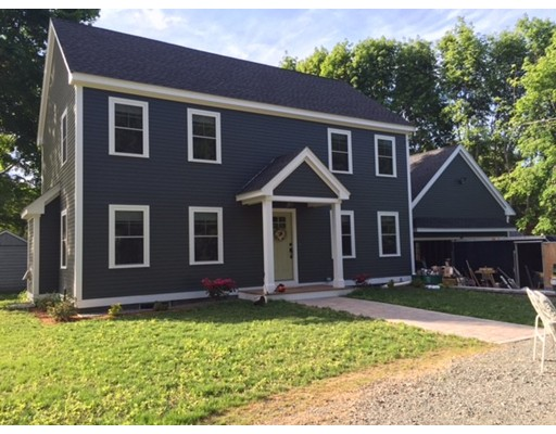 Single Family Home for Sale at 8 Warner Road Ipswich, Massachusetts 01938 United States