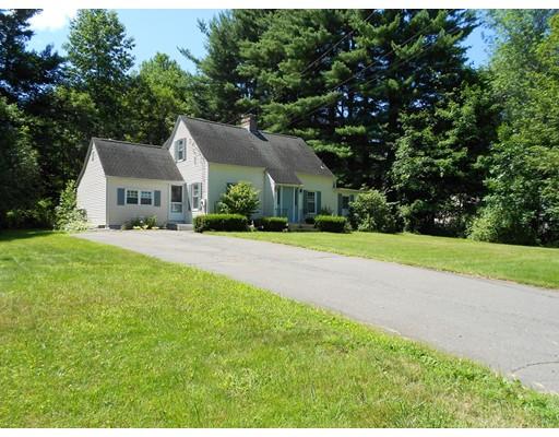Casa Unifamiliar por un Venta en 161 Pomeroy Lane Amherst, Massachusetts 01002 Estados Unidos