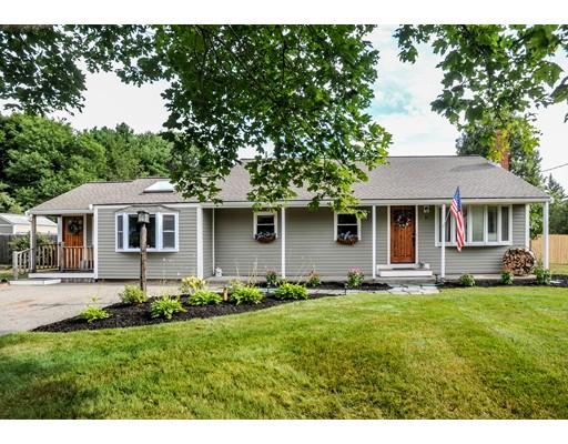 独户住宅 为 销售 在 30 Sequoya Lane Hanover, 马萨诸塞州 02339 美国