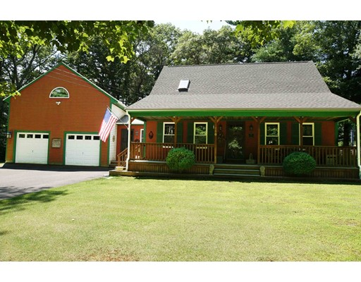Casa Unifamiliar por un Venta en 250 Mendall Road Acushnet, Massachusetts 02743 Estados Unidos
