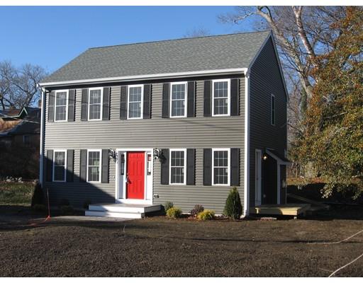 共管式独立产权公寓 为 销售 在 348 North Main Street 科哈塞特, 马萨诸塞州 02025 美国