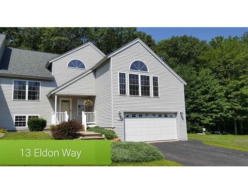 Appartement en copropriété pour l Vente à 13 Eldon Way Atkinson, New Hampshire 03811 États-Unis