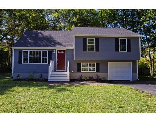 Частный односемейный дом для того Продажа на 27 Douglas Avenue Maynard, Массачусетс 01754 Соединенные Штаты