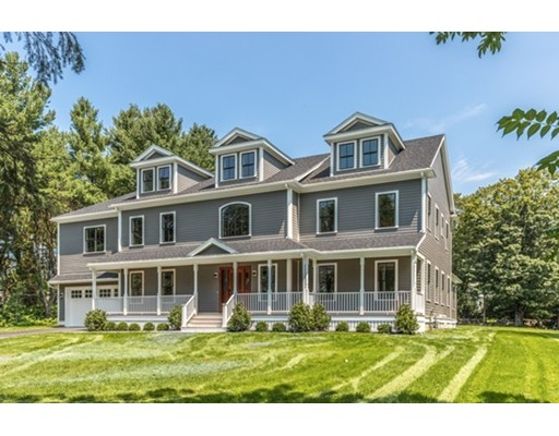 Casa Unifamiliar por un Venta en 40 Governor Stoughton Lane 40 Governor Stoughton Lane Milton, Massachusetts 02186 Estados Unidos