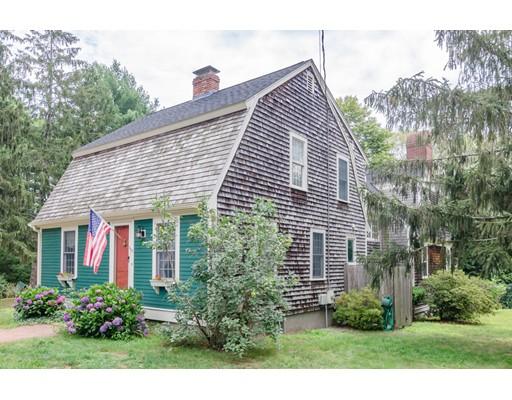 Casa Unifamiliar por un Venta en 11 East Street Duxbury, Massachusetts 02332 Estados Unidos