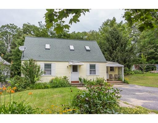 Single Family Home for Sale at 5 Highland Avenue Ashburnham, Massachusetts 01430 United States