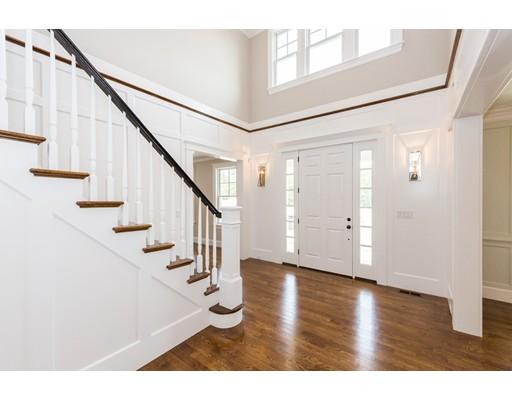 Частный односемейный дом для того Продажа на 81 Morgan Farm Road Westwood, Массачусетс 02090 Соединенные Штаты