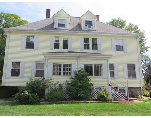 Condominio por un Venta en 16 Bancroft Park Hopedale, Massachusetts 01747 Estados Unidos