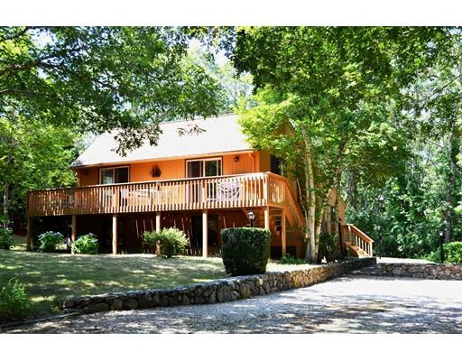 Single Family Home for Sale at 77 Canterbury Lane Tisbury, Massachusetts 02568 United States