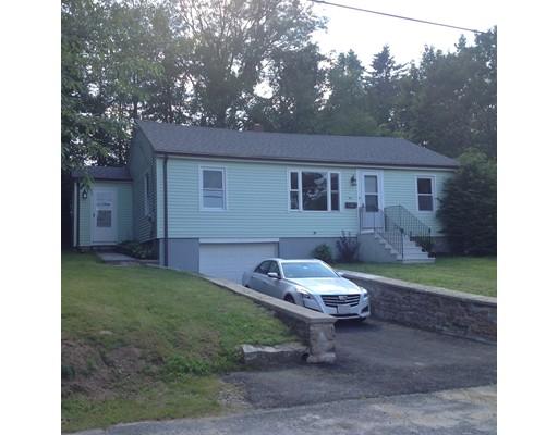 Частный односемейный дом для того Продажа на 5 KORCH Avenue Dudley, Массачусетс 01571 Соединенные Штаты