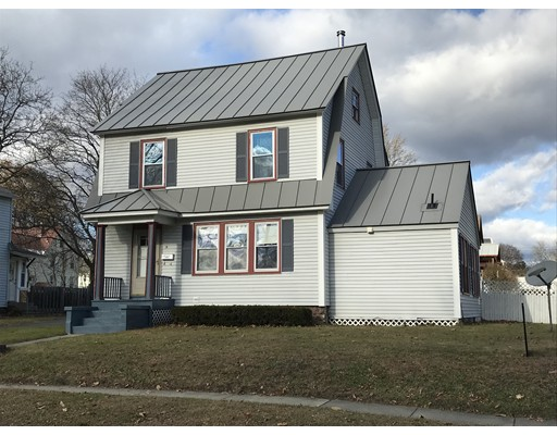 Single Family Home for Sale at 9 Pine Street 9 Pine Street Greenfield, Massachusetts 01301 United States
