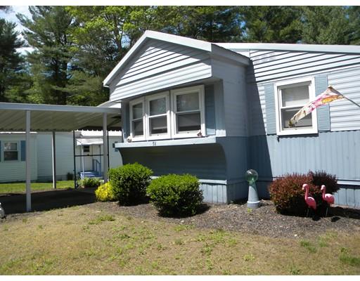 Casa Unifamiliar por un Venta en 54 Redwood Drive Halifax, Massachusetts 02338 Estados Unidos