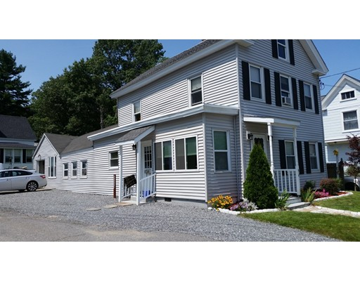 Single Family Home for Sale at 1126 Main Street Clinton, Massachusetts 01510 United States
