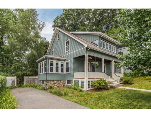 Single Family Home for Sale at 248 Grove Street Melrose, Massachusetts 02176 United States