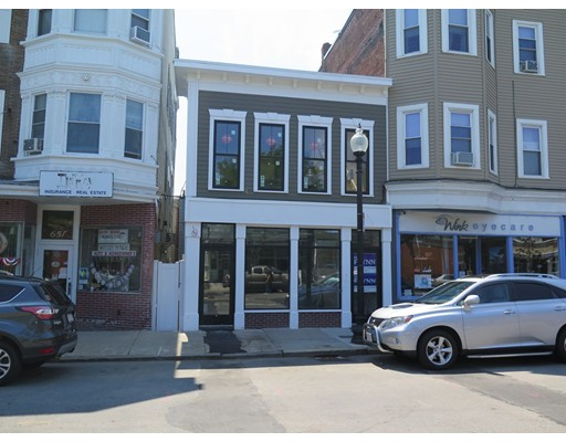 Commercial for Sale at 649 E Broadway Boston, Massachusetts 02127 United States
