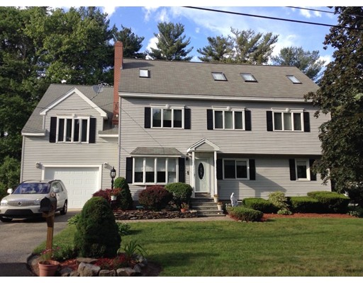 Single Family Home for Sale at 6 Irene Street 6 Irene Street Burlington, Massachusetts 01803 United States