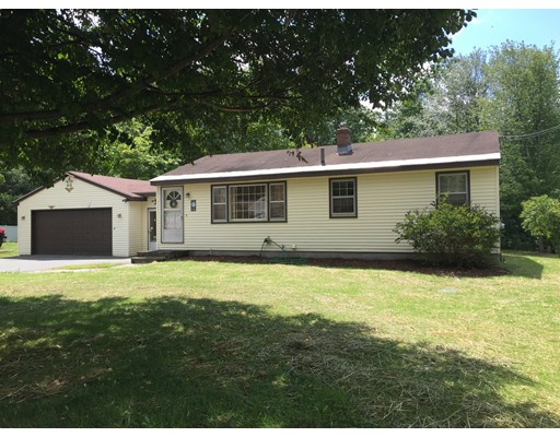 Single Family Home for Sale at 72 Graves Road Greenfield, Massachusetts 01301 United States
