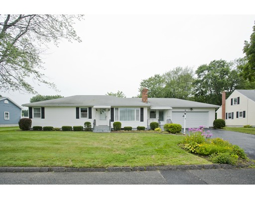 Single Family Home for Sale at 11 Richard Eger Drive Holyoke, Massachusetts 01040 United States