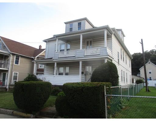Multi-Family Home for Sale at 27 James Street Holyoke, Massachusetts 01040 United States