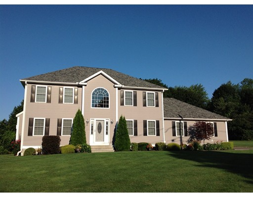 Single Family Home for Sale at 69 Julian Drive Leominster, Massachusetts 01453 United States