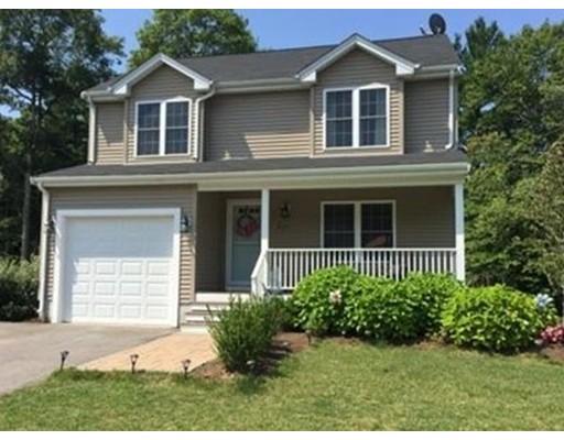Maison unifamiliale pour l Vente à 937 Dighton Woods Circle Dighton, Massachusetts 02715 États-Unis