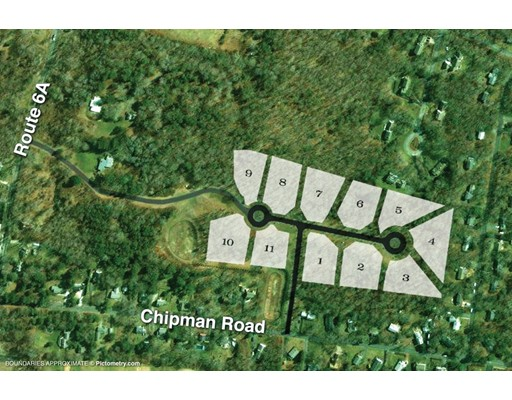 Land for Sale at Address Not Available Sandwich, Massachusetts 02563 United States