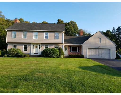 Single Family Home for Sale at 3 Mcintosh Drive Wilbraham, Massachusetts 01095 United States