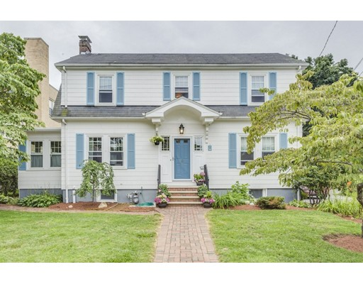 12 Columbia Street, Wellesley, MA 02481