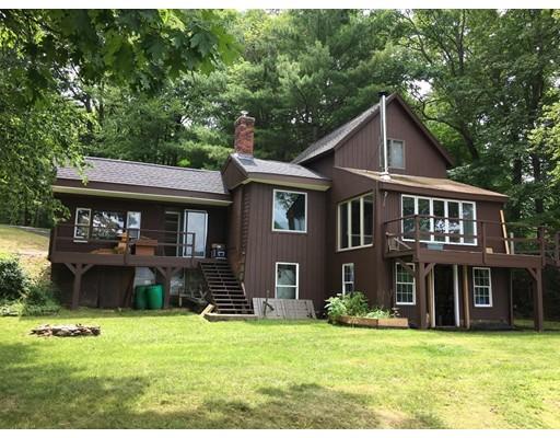 独户住宅 为 销售 在 24 Upper River Road South Hadley, 01075 美国