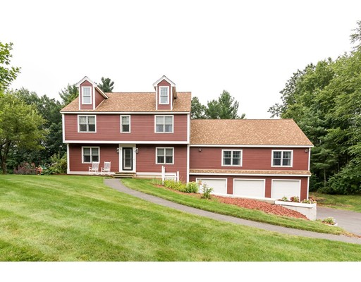 واحد منزل الأسرة للـ Sale في 14 Brookdale Lane Pepperell, Massachusetts 01463 United States