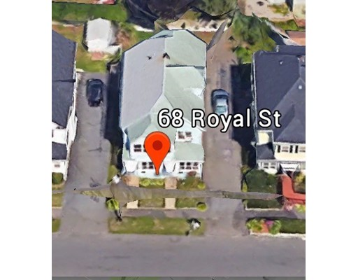 Casa Unifamiliar por un Alquiler en 66 Royal Street Agawam, Massachusetts 01001 Estados Unidos