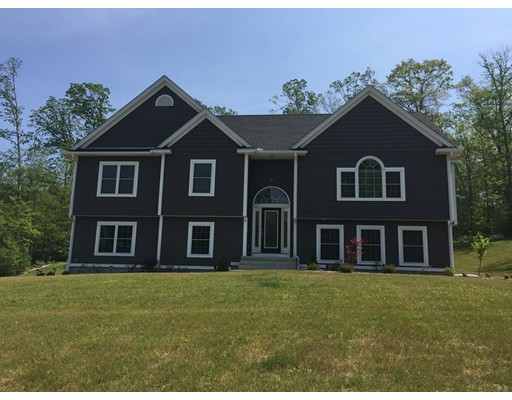 Single Family Home for Sale at 145 Thayer Road Monson, Massachusetts 01057 United States