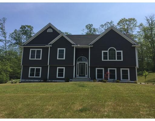 Single Family Home for Sale at 145 Thayer Road Monson, Massachusetts 01057 United States