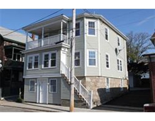 Multi-Family Home for Sale at 132 Melville Street Fall River, 02724 United States