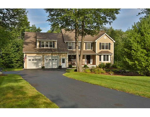 Single Family Home for Sale at 17 Surrey Court Milford, New Hampshire 03055 United States