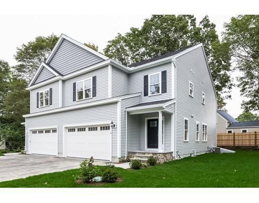 Appartement en copropriété pour l Vente à 4 Deane #4 Maynard, Massachusetts 01754 États-Unis