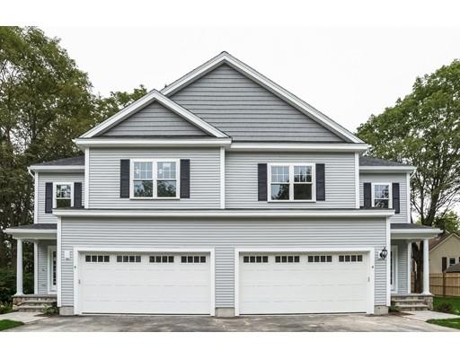 Appartement en copropriété pour l Vente à 6 Deane #6 Maynard, Massachusetts 01754 États-Unis