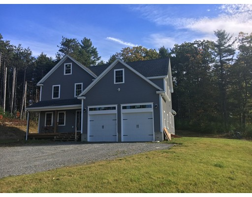 Single Family Home for Sale at 20 E Rindge Road 20 E Rindge Road Ashburnham, Massachusetts 01430 United States