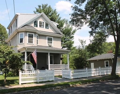 Casa Unifamiliar por un Venta en 5 Parallel Street Arlington, Massachusetts 02474 Estados Unidos