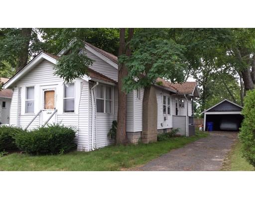 257 Jasper St, Springfield, MA 01109
