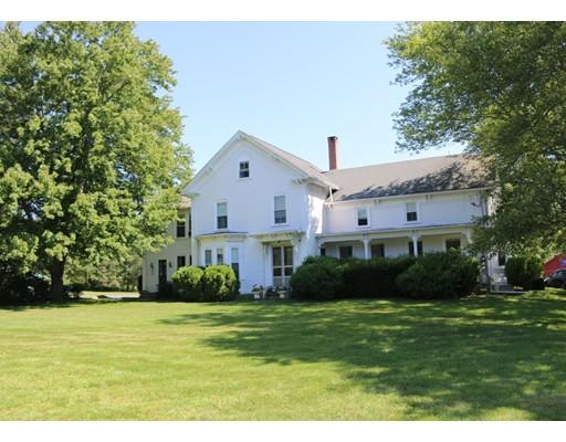 Частный односемейный дом для того Аренда на 207 Farm Street Blackstone, Массачусетс 01504 Соединенные Штаты