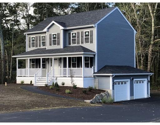 Casa Unifamiliar por un Venta en 118 New Boston Road 118 New Boston Road Fairhaven, Massachusetts 02719 Estados Unidos
